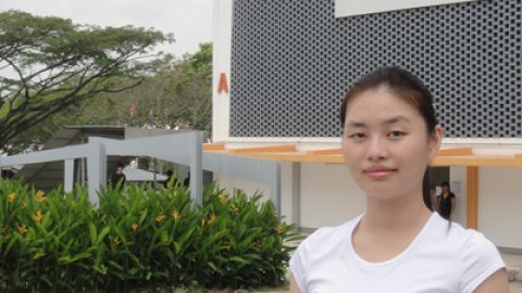 Featured Write-up: Emma Yin, International Business and Hospitality Undergraduate