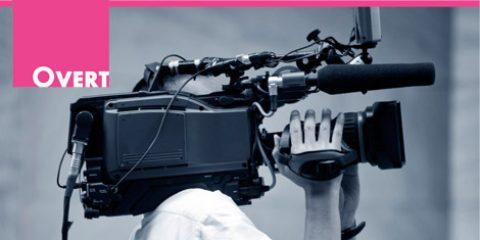 Overt Media – TV Production + Web Designer