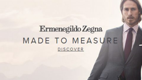 Ermenegildo Zegna – Marketing Intern
