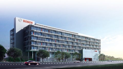 Robert Bosch S.E.A. Pte Ltd – Marketing Intern