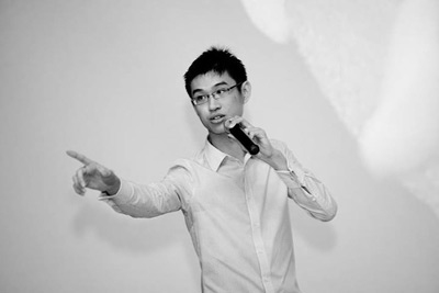 Qin En is dedicated to accelerating startup growth