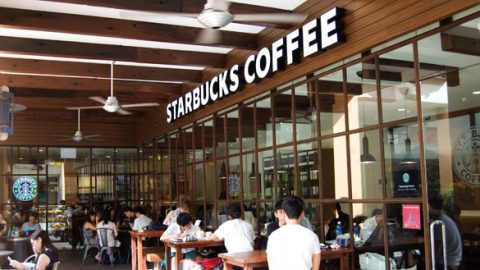 Starbucks Coffee Singapore – Marketing & Category Coordinator (Internship)