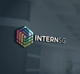 InternSG Logo Entry Winner