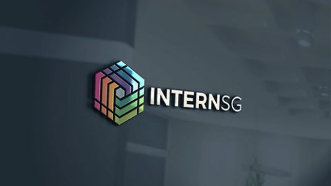 New logo for InternSG unveiled!