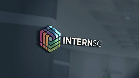New logo for InternSG unveiled!