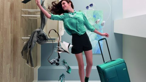 Samsonite Singapore – eCommerce Intern