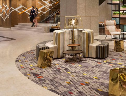 Hotel Jen Tanglin Singapore (by Shangri-La) – Sales and Marketing Intern