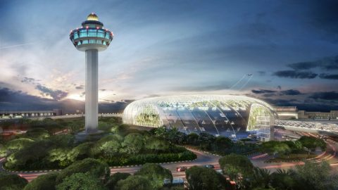 Jewel Changi Airport Internships