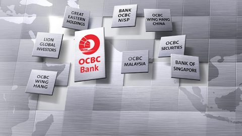 OCBC Bank – Corporate Communications Intern