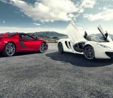 McLaren Automotive Asia Internships